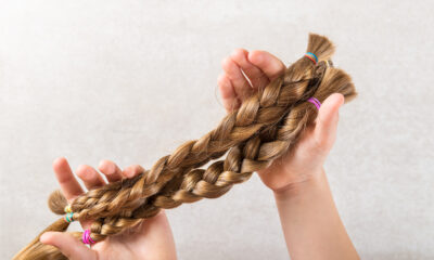 how to donate hair to locks of love